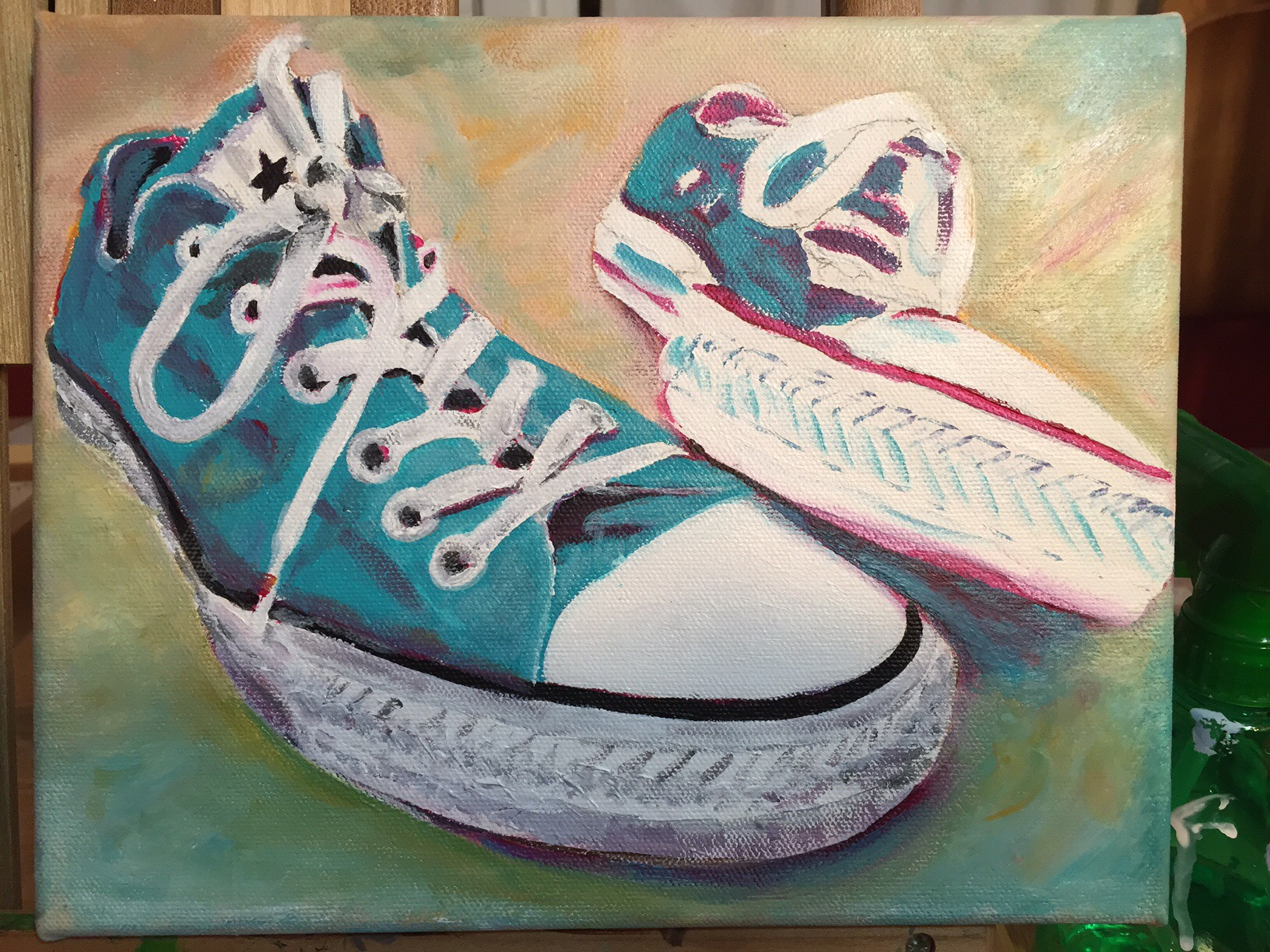 converse in progress #2
